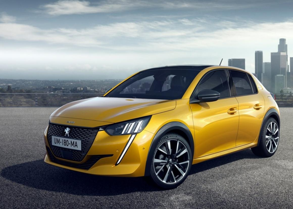 Peugeot 208 chega com preços a partir de R$ 75 mil