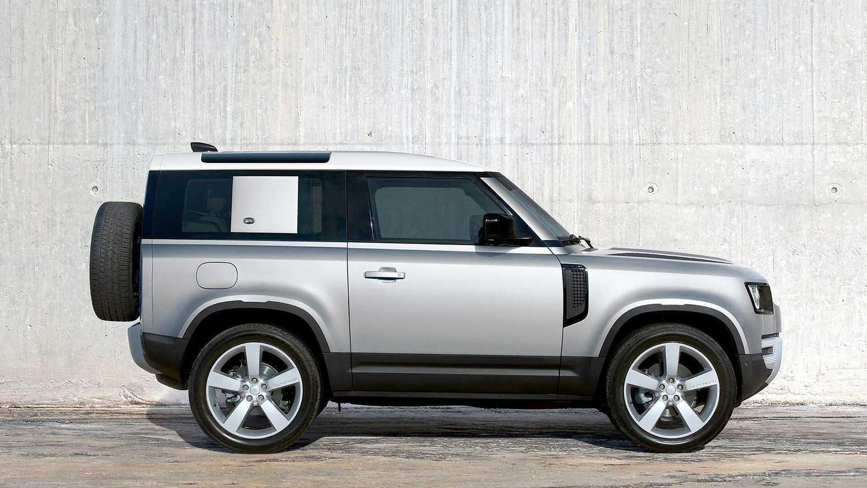 Land Rover lidera vendas de SUVs grandes de luxo