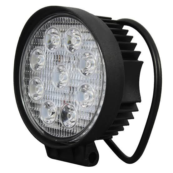 Farol universal LED Tiger Auto
