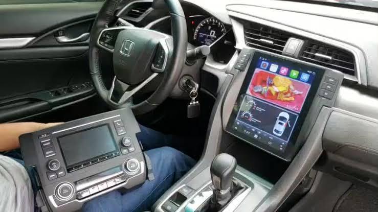 Kronos lança multimídia vertical para Civic G10: conheça