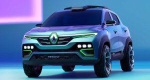 Renault revela SUV derivado do Kwid na Índia