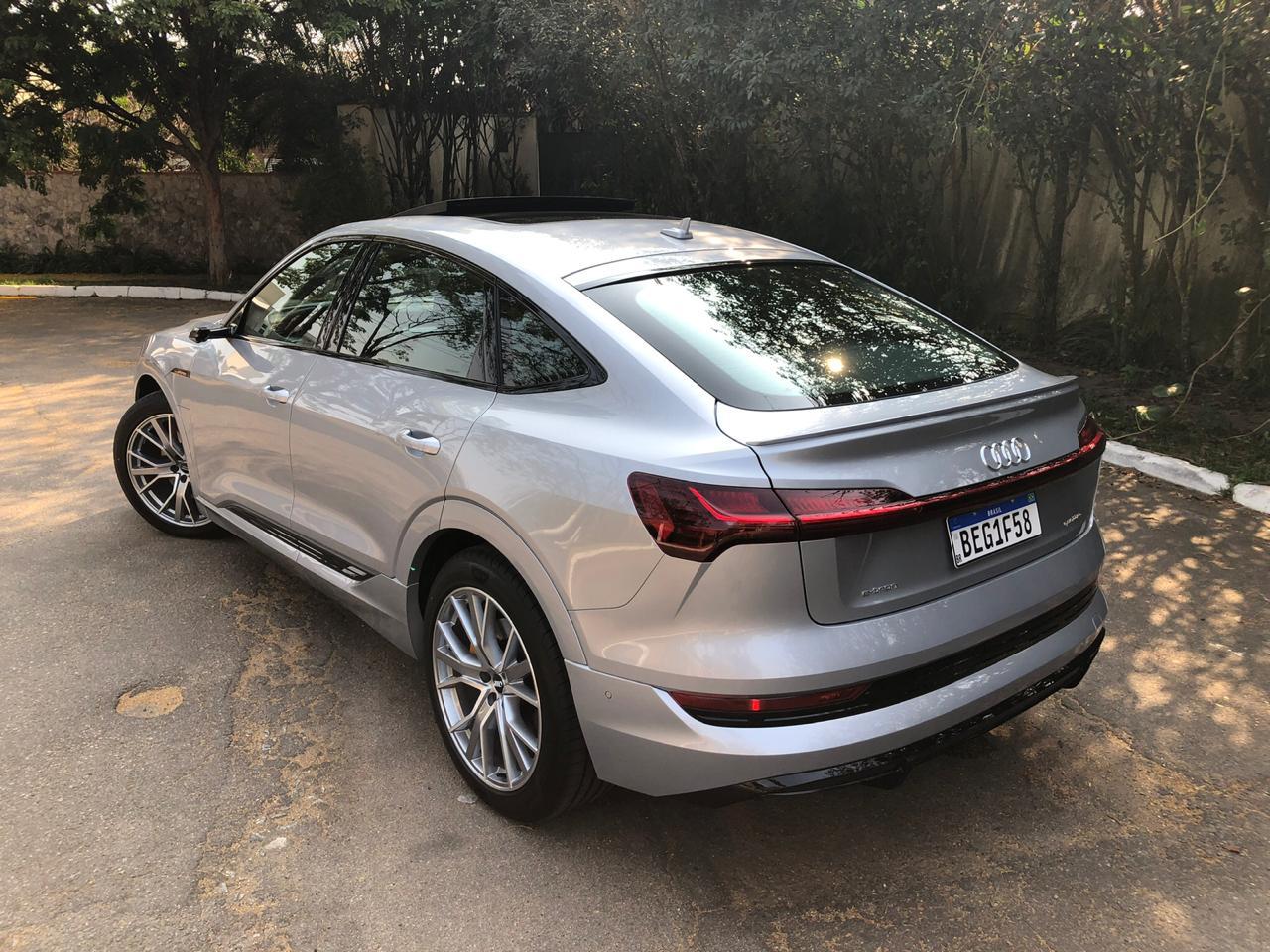 Audi e-tron pode ter corte de produção na Bélgica