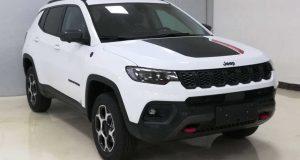 Compass ganha uma nova cara na China, SUV chega no Brasil só em 2021