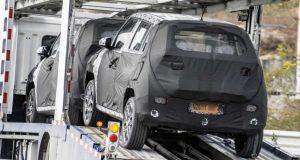 Na Índia, Hyundai tem micro-SUV flagrado
