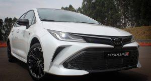 Toyota confirma Corolla com visual esportivo para 2021
