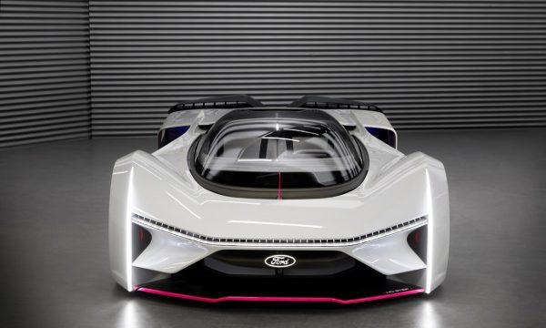 Ford revela imagens do modelo Fordzilla P1