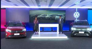 Em Live, Volkswagen confirma Taos e nova Tiguan para 2021