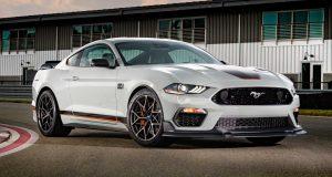 Mustang Mach 1 será um dos principais lançamentos do segmento esportivo