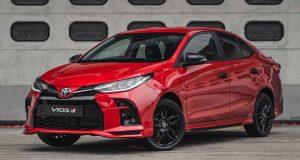 Toyota Yaris GR-S é revelado na Malásia
