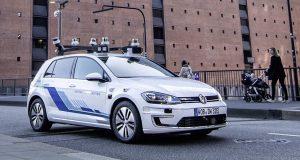 Volkswagen planeja oferecer carros autônomos em cinco anos