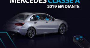 Faaftech lança interface de automação e conforto para Mercedes Classe A