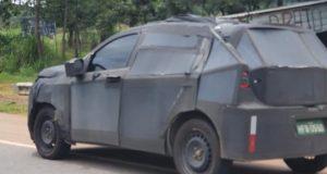 SUV do Argo é flagrado e chega ainda neste ano na Argentina