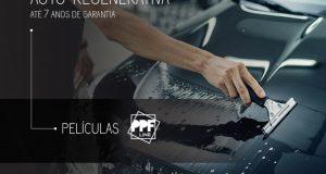 World film apresenta Película Auto-regenerativa para lataria de veículos