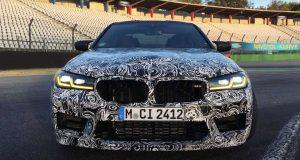 BMW M5 CS terá motor V8 biturbo de 635 cv