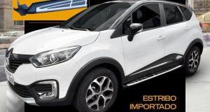 C&K Acessórios destaca estribo importado para o Renault Captur