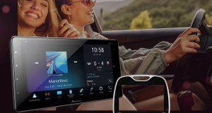 Pioneer lança central multimídia para Renault Captur