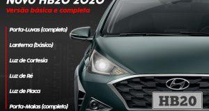 Tromot lança Kit de Iluminação para Hyundai HB20 2020