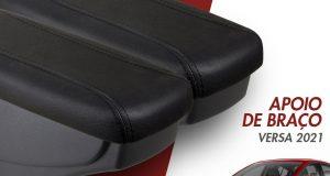 GPI Automotive lança apoio de braço para Nissan Versa 2021