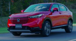 Novo Honda HR-V 2022 é apresentado no Japão