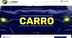 Fanparts é o primeiro marketplace brasileiro segmentado em Autopeças e Acessórios