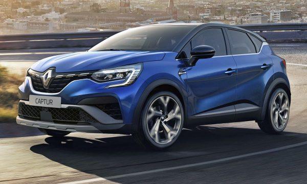 Renault Captur terá versão esportiva na Europa com motor turbo 1.3
