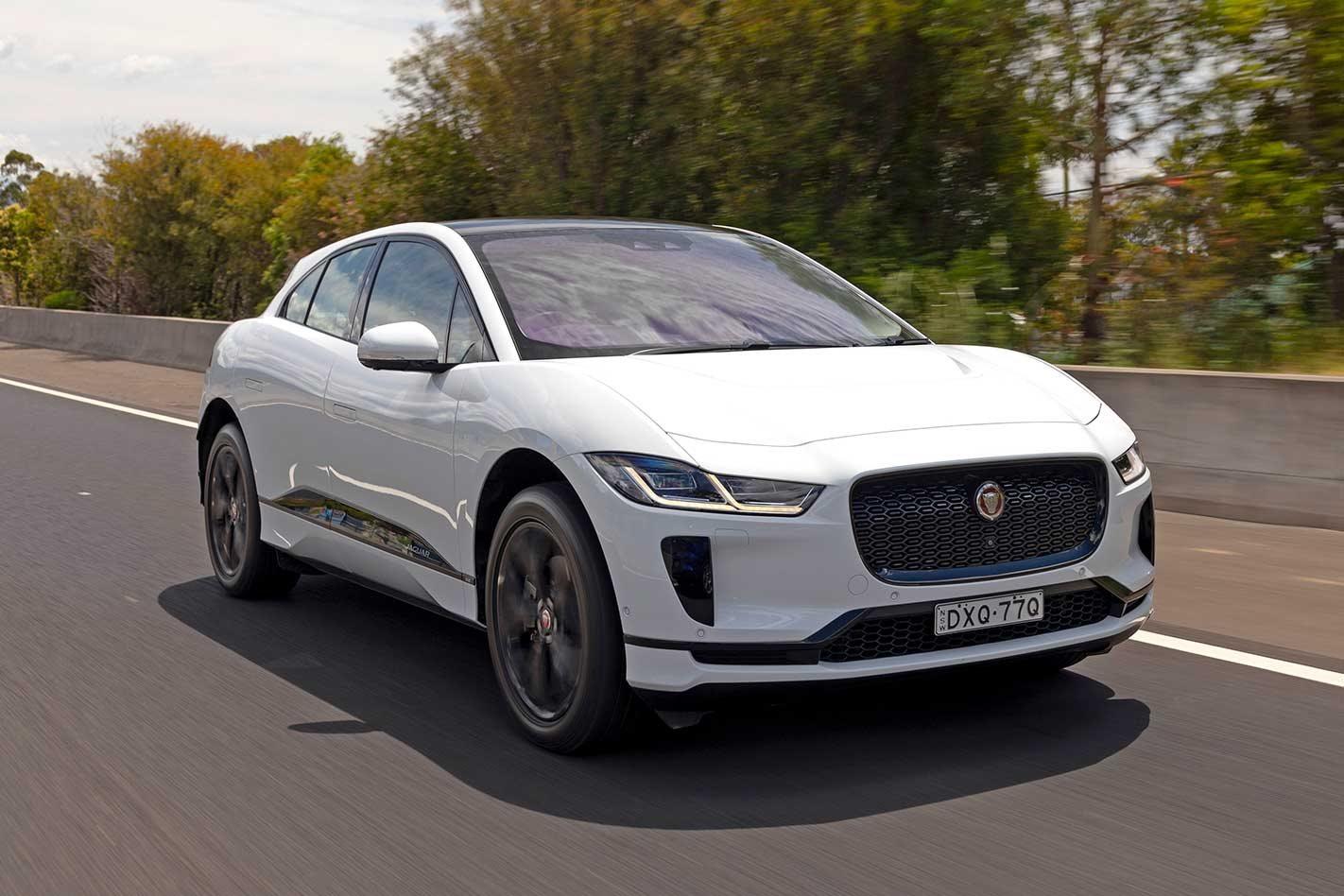 Carros dos sonhos: Jaguar I-Pace EV400 : SUV de luxo e elétrico