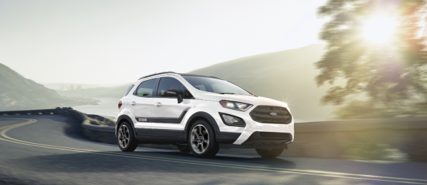 Ford importará EcoSport da Turquia para a Argentina