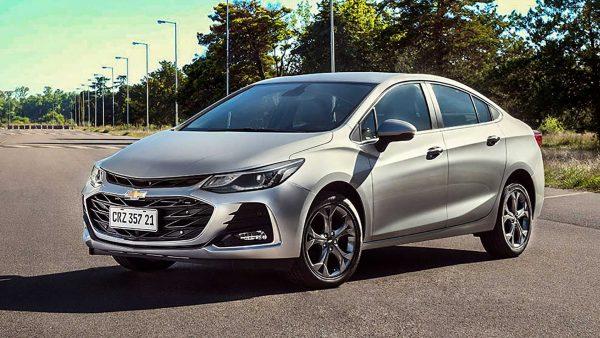 Linha 2021 do Chevrolet Cruze tem preço inicial de R$ 116.530; veja os preços