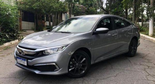 Honda Civic foi o mais procurado pelos consumidores em 2020