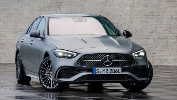 Novo Classe C 2022 é apresentado pela Mercedes-Benz na Europa