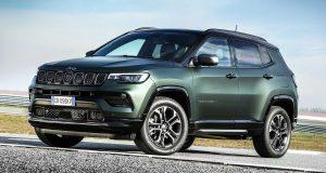 Jeep Renegade e Compass lideram vendas de SUVs em janeiro