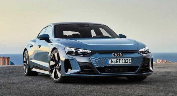 E-tron GT é apresentado pela Audi e será vendido aqui ainda em 2021
