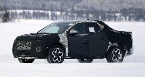 Hyundai já testa picape Santa Cruz na Finlândia; novidade deve ser revelada ainda neste ano