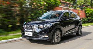Nissan Kicks chega a marca de mais 183 mil unidades comercializadas
