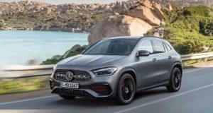 GLA 200 AMG Line é lançado pela Mercedes-Benz por R$ 325.900