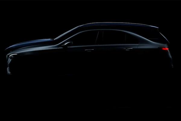 Novo Classe C 2022 tem teaser revelado pela Mercedes