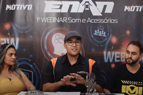 MULT Acessórios apresenta novidades em engates, suportes, travas e organizadores no Webinar ENAN 2021