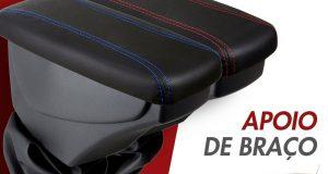 GPI Automotive destaca apoio de braço para Chevrolet Onix