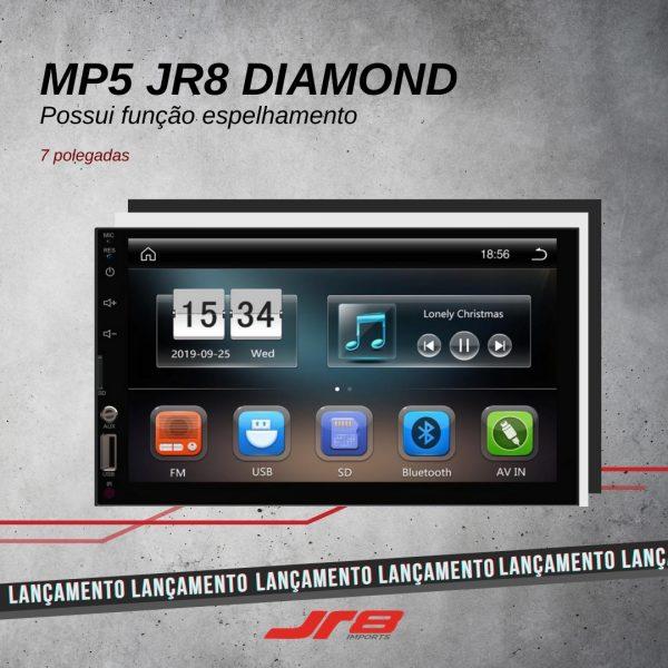 JR8 Imports lança MP5 JR8 Diamond