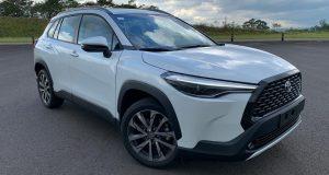 Toyota Corolla Cross novo reajuste de preços; versão de entrada sai por R$ 146 mil