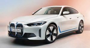 BMW divulga informações do elétrico i4 que terá 530cv