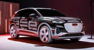 Audi Q4 e-tron começa a ser produzido na Alemanha