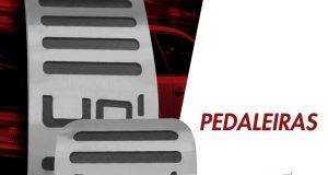 GPI Automotive destaca pedaleiras para VW Up!