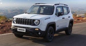 Jeep Renegade lidera o ranking dos SUVs compactos mais vendidos