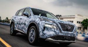 Nissan X-Trail é revelado na China
