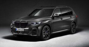 BMW X7 Dark Shadow Edition é super SUV que custa R$ 1,09 milhão
