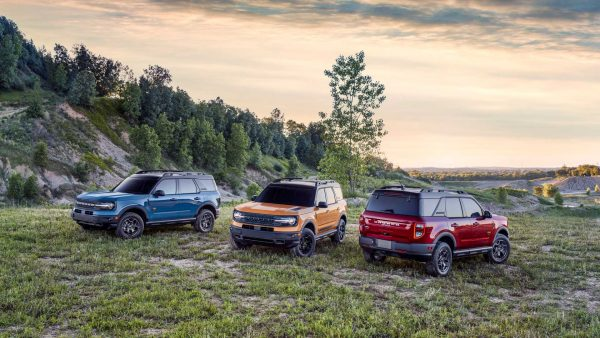 Ford já oferece Bronco Sport na Argentina: veja os preços