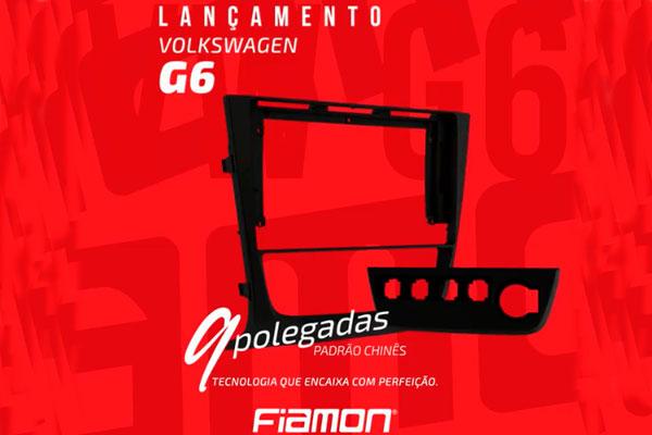 Fiamon lança moldura para Volkswagen Gol G6, Voyage e Saveiro