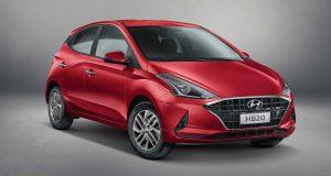 Hyundai HB20 ganha novos itens e preço sobe na linha 2022