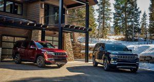 Wagoneer e Grand Wagoneer são lançados pela Jeep nos Estados Unidos com velho motor V8